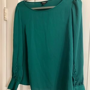 Express silky M blouse New